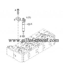 Porte injecteur Ref. 04114854