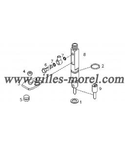 Injecteur Ref. 02934277