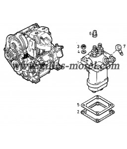 Pompe injection Ref. 02233729