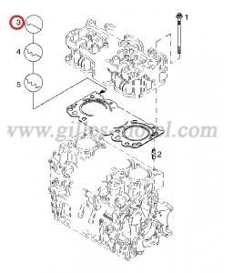 Joint de culasse Ref. 04103929