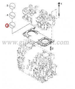 Joint de culasse Ref. 04280814