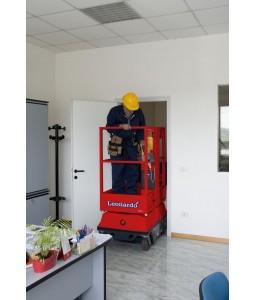 LEONARDO HD Plateforme élévatrice électrique hauteur de travail 4900 mm