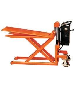 PEL100S Transpalette haute levée électrique grande capacité largeur 538 mm 1000 kg